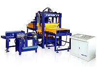 QFT4-15 BLOCK MAKING MACHINE