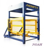 three pallet stacker